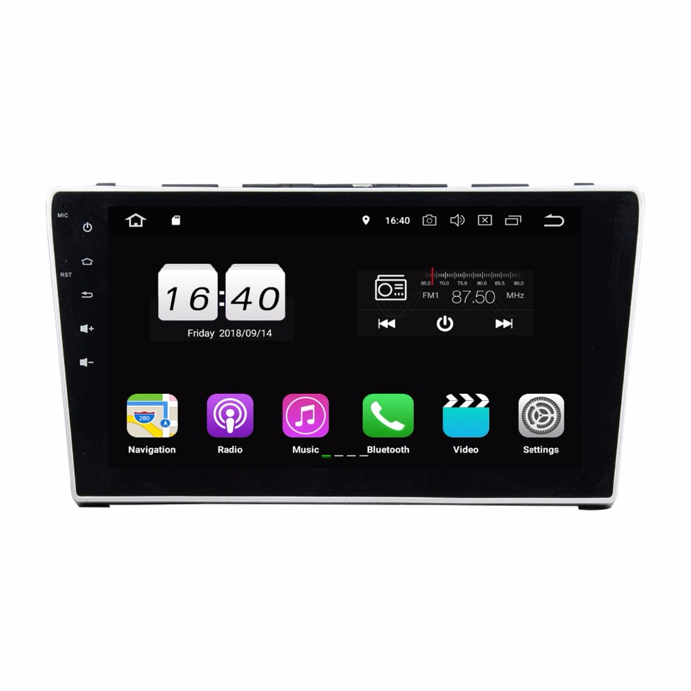 10.1 Android 8.0 Android 8.1 Voiture Radio DVD GPS Multimédia autoradio pour Honda CR V CRV 2006- 2011 Bluetooth WIFI USB Miroir-lien