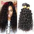 Grau 7a cabelo humano não processado virgem malaio onda de água do cabelo virgem rápido DHL transporte de noite cabelo encaracolado malaio 10 pcs
