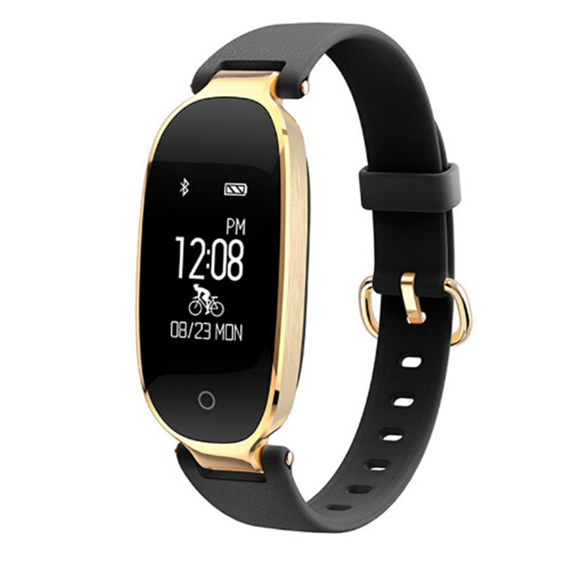 MeiBoAll S3 Smart Band Bracelet Girl Women Heart Rate Monitor Wrist Smartband Lady Female Fitness Tracker Wristband