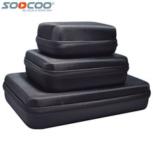 Sport Action Camera Accessories Protective Storage Bag Case for SOOCOO C30R C30 C10S S33W S55W SJCAM Series/Gopro Series/Yi Cam
