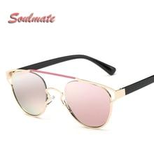 2016 nuevas gafas de sol de lujo del ojo de gato gafas de sol de las mujeres diseñador de la marca de la vendimia gafas de sol para mujer gafas de sol mujer