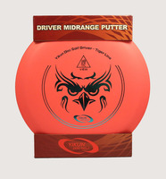 PDGA Approval Disc Golf Set Beginner Golf Disc Set Starter Set Tiger Line Driver Mid Range