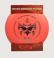 PDGA Approval Disc Golf Set Beginner Golf Disc Set Starter Set Tiger Line Driver Mid Range