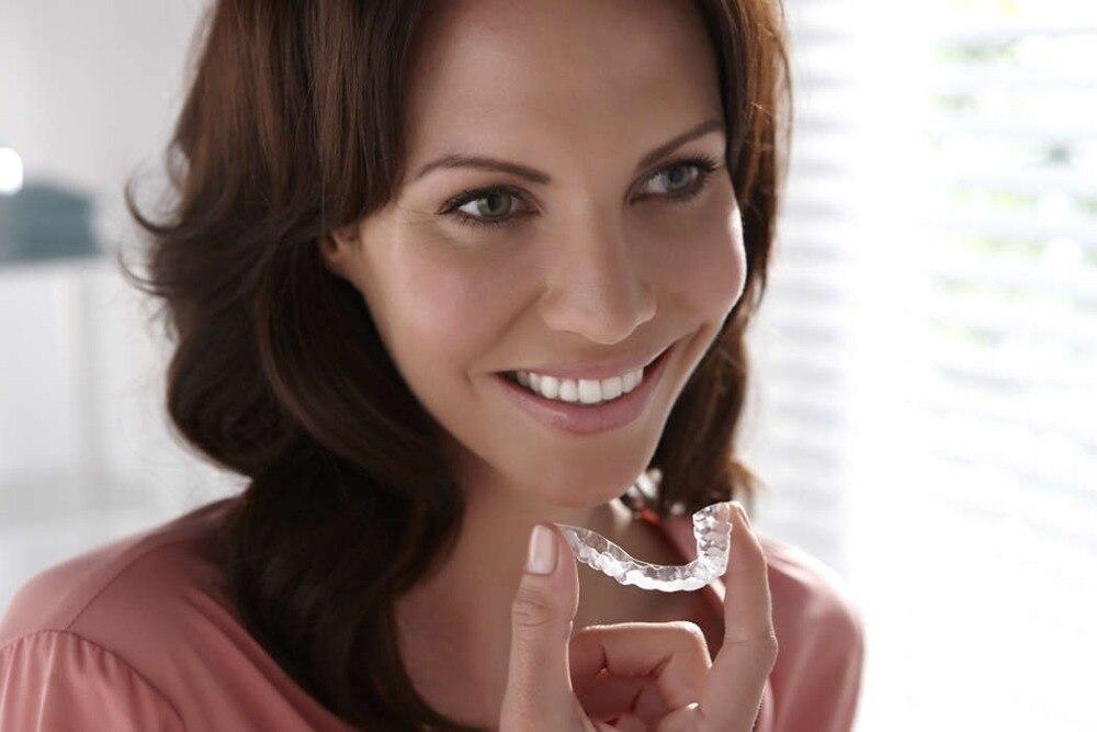 Image 3 - طقم تبيض أسنان فيليبس زووم نيتيوايت لتبييض الأسنان سريع ACP جل من  بيروكسيد الكرباميد 10% 16% 22% صندوق nNuBox لظلال الأسنان-في استبدال  رؤساء فرشاة الأسنان من الأجهزة المنزلية على