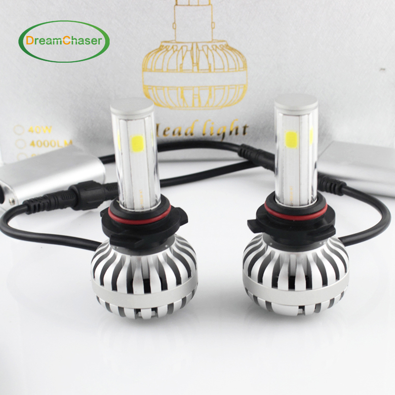 ФОТО COB Led 9005 HB3  Car Headlight Fog Light DRL 30W 3600Lm High Lumen Led Light Replace Xenon Hid and Halogen Bulb for Honda