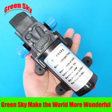5l/min 60W 12VDC automatic pressure switch type with on/off button and socket self-priming high pressure diaphragm water pump 5l min 60w automatic pressure switch type with on off button and socket self priming 12v dc electric mini diaphragm pump