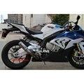 Sc tubo de escape para bmw s1000rr 2015 moto motocicleta silenciador de escape para bmw s1000rr 2016 escapamento moto