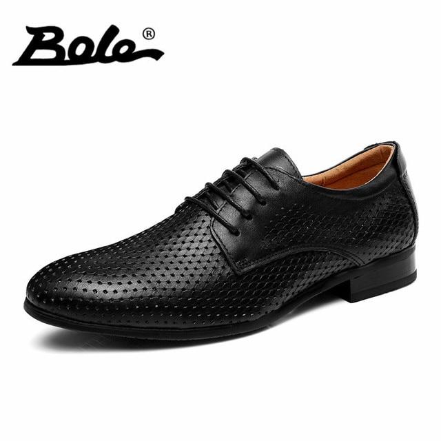 Hommes De Grande Taille Chaussures Habillées D'affaires eNESURwZ