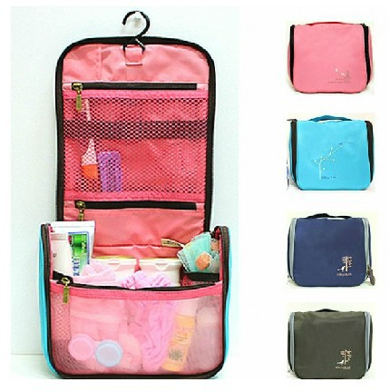 High Quality Middle Capacity Hanging Wash Bag Waterproof Portable Travel Cosmetic Toiletry In Bags Cases From Luggage