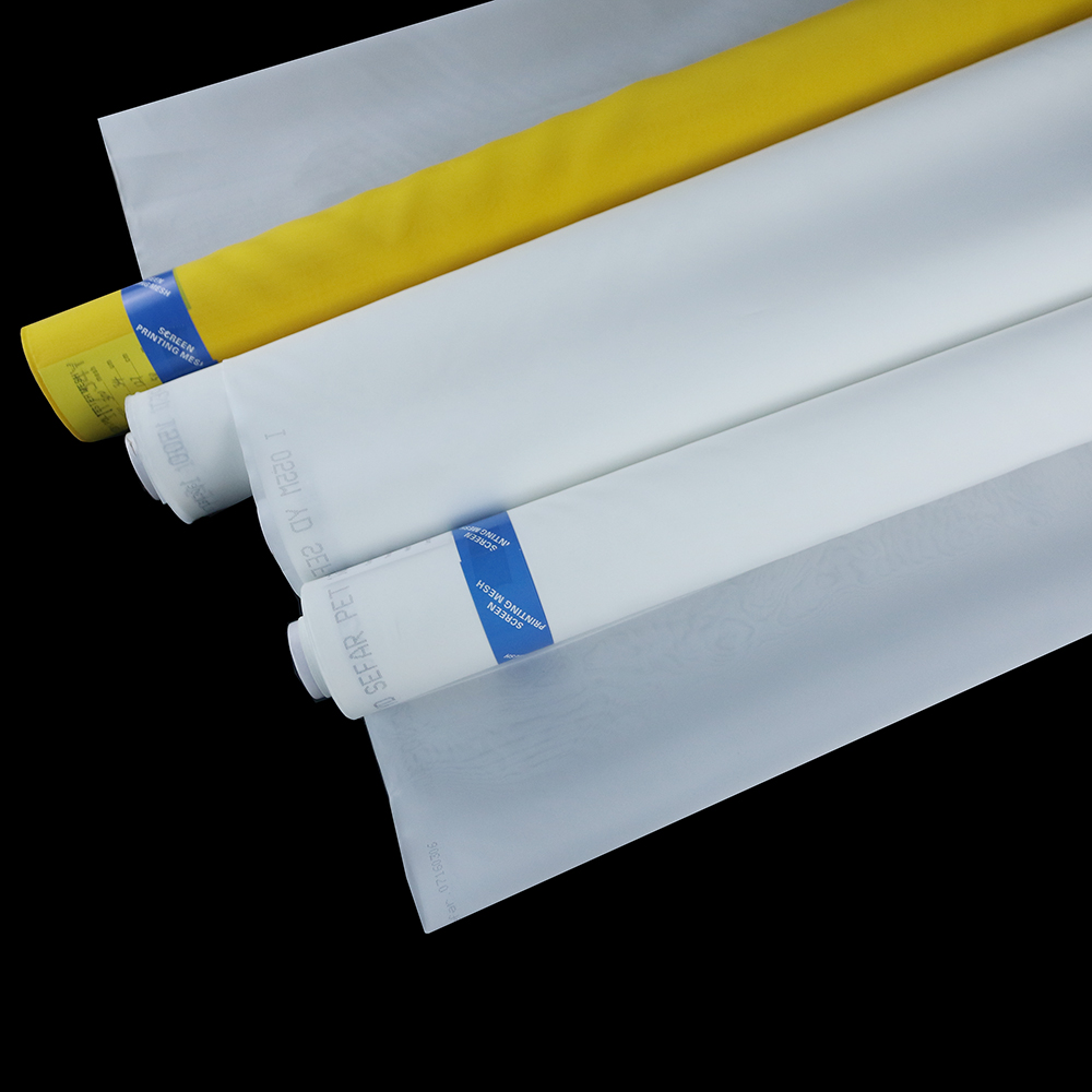 Fast Delievery!!! 15 Meters 72T(180mesh)-55um-127cm Polyester Bolting Cloth Textile Screen Printing Mesh Fast Delievery!!! 15 Meters 72T(180mesh)-55um-127cm Polyester Bolting Cloth Textile Screen Printing Mesh