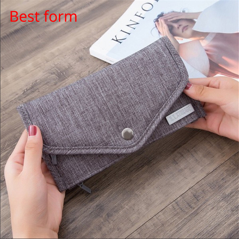 Travel Passport Cover Wallet Travelus Multifunction Credit Card Package ID Holder Storage Organizer Clutch Money Bag Card B neck hanging travel accessory passport cover wallet credit id card holder air tickets package case unisex storage organizer bag