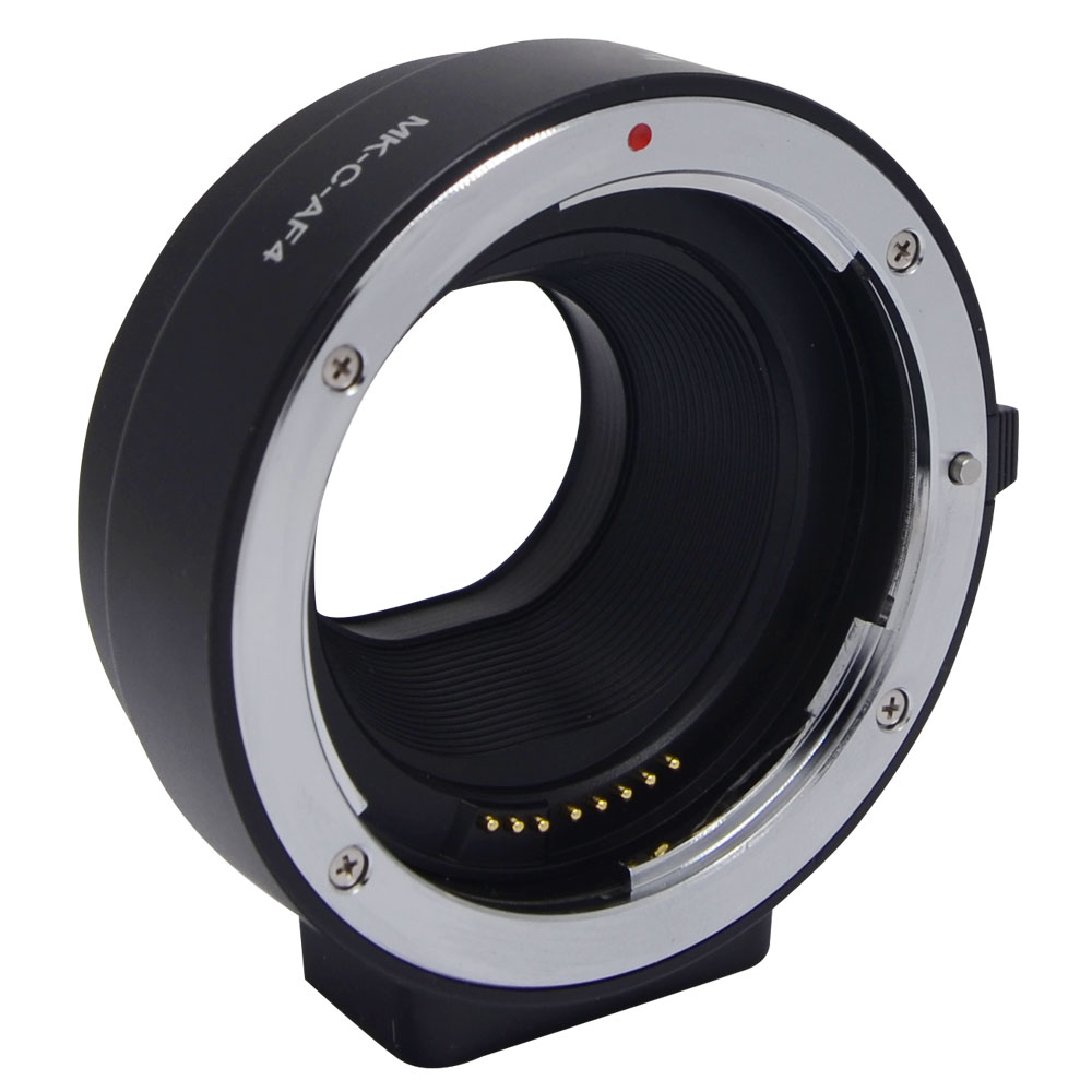 Meike Electronic Auto Focus Adapter Extension Tube for Canon EF-S lens to EOS M EF-M camera Mount meke meike mk s af4 auto focus mount lens adapter ring for sony micro single camera to canon ef ef s camera