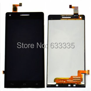 LCD Display + Touch Screen Digitizer Assembly Replacements For Huawei Ascend G6 G6-T00 G6-U00 G6-C00 1pcs/lot Free Ship