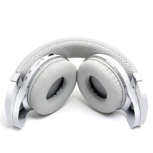 Image 3 - 100% オリジナル業bluedio T2 + ワイヤレスbluetooth 5.0 ステレオヘッドフォンヘッドセットイヤホン折りたたみ伸縮性サポートsdカードfmマイク