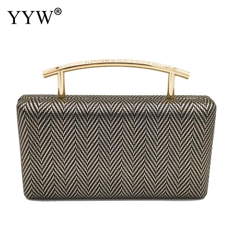 Luxury Handbags Women Bags Designer Geometric Wedding Clutch Female Evening With Chain Crystal Tote Handbag Casual Day Clutch in Top Handle Bags from Luggage Bags