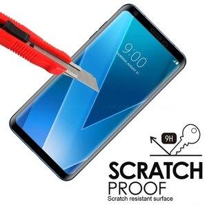 3D закаленное стекло с изогнутыми краями, полное покрытие, Защитная пленка для экрана LG Velvet V30 V30S V35 V40 V50 V50S G8X G8 G7 Plus ThinQ 5G