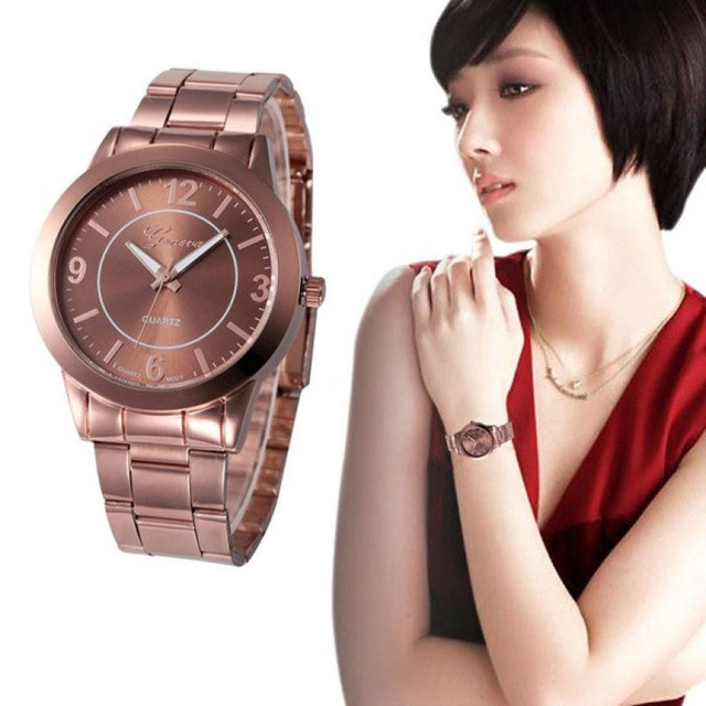 VIP Dropshipping Quartz wristwatches relogio feminino saat top brand luxury watc