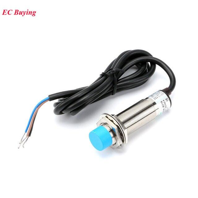 LJ18A3 8 Z BX DC6 36V Induktive Näherungsschalter Sensorerkennung ...
