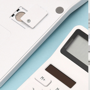 Image 3 - Youpin Kaco Lemo 계산기 LCD 디스플레이 지능형 셧다운 기능 계산기 학생 계산 도구 배터리 없음