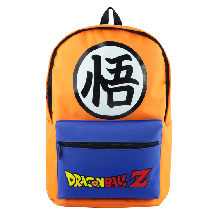 Anime Dragon Ball Backpack Boys Girls School Bags Super Saiyan Sun Goku Backpacks For Teenagers Kids Daily Bags 16 inch anime game of thrones backpack for teenagers boys girls school bags women men travel bag children school backpacks gift