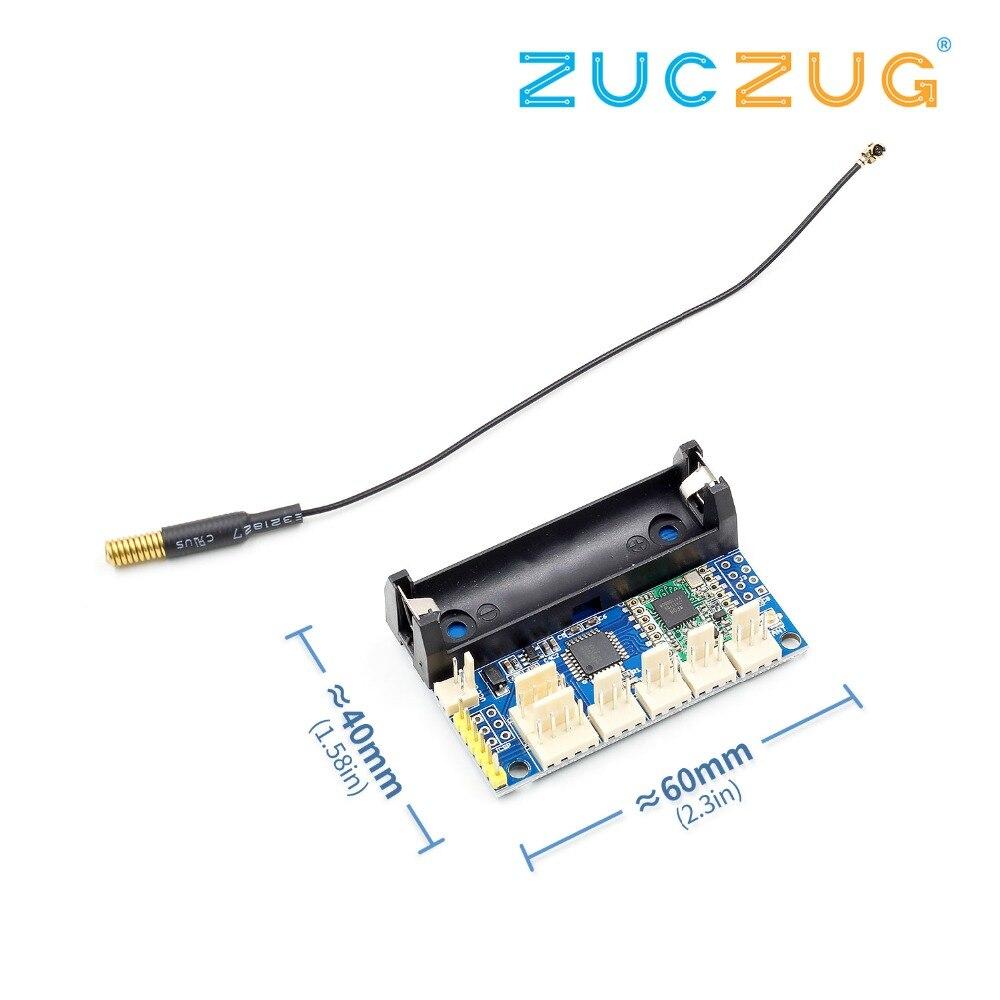 433MHz spring antenna 3dBi wireless module digital transmit