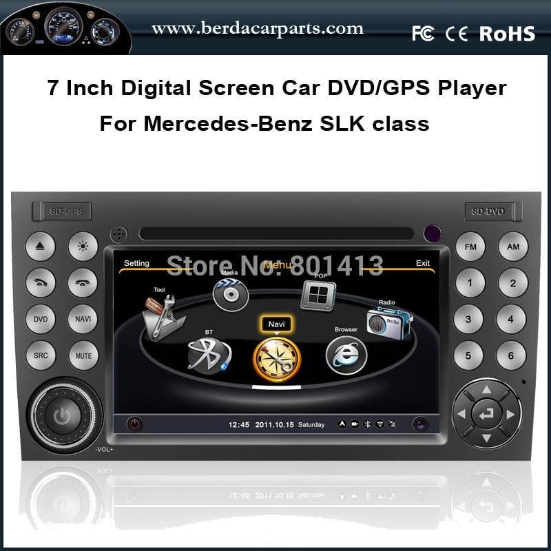 mapa da a8 ᗗCar DVD/GPS player PARA Mercedes Benz SLK 171 2003 2011 GPS  mapa da a8
