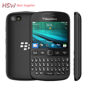 9720 Unlocked 100% Original blackberry 9720 QWERTY Keyboard 5MP Support GPS WiFi Capacitive Screen Smartphone refurbished