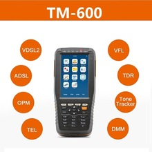 TM-600 VDSL VDSL2 Tester ADSL WAN & LAN Tester xDSL Line Test Equipment TM600