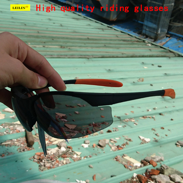 high quality PF67 protective glasses Gray lenses popular cycling glasses Anti-scratch Anti-fog Anti-shock safety glasses