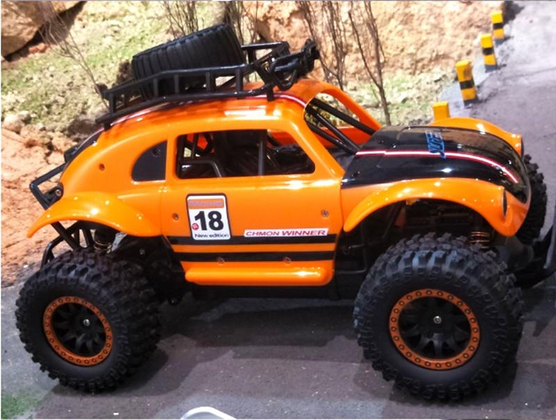 все цены на Original Remote Control RC Cars Toys 1/14 25km/H 2.4GHz Independent Suspension Spring Off Road Vehicle RC Crawler Car Kids Gifts онлайн
