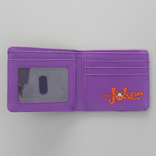 The Joker Wallets (11 Designs)