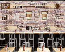 beibehang Custom size European American classic fashion decorative painting wall paper stone coffee shop background 3d wallpaper