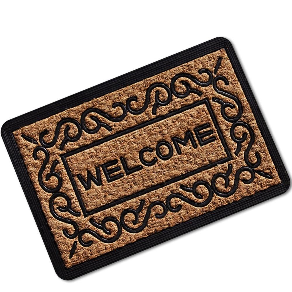 Door Welcome Rug
