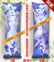 Japan Anime Hugging Body Pillow Case 150*50 Pokemon Ninetales