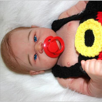 Симпатичные новорожденных полный силиконовые Bebe Кукла реборн девочка кукла реборн реалистичные Коллекционная 21 дюймов детские игрушки си