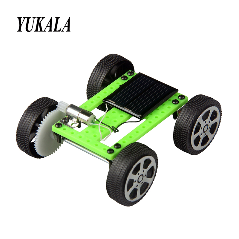 Detail Feedback Questions About Solar Toys Car Diy Electric Small