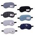 1 шт. маска на глаза для сна маска для сна из мягкого хлопка для сна, подходит для путешествий, отдыха и в качестве тени для бровей маски для гл...