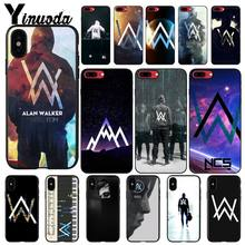 Yinuoda Alan Walker DJ Faded Telefoon Case Voor iphone 11 Pro Max 8 7 6 6S 6Plus X XS MAX 5 5S SE XR(China)