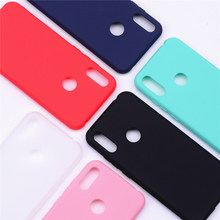 Honor 8A Case on For Huawei Honor 8A Case Silicone TPU Cute Back Cover Phone Cases For Huawei Honor 8A JAT-LX1 8 A Honor8A Case(China)