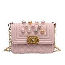 2019 Brands Designer Women Shoulder Bag Chain Strap Flap Ladies Leather Handbags Messenger Clutch with Buckle A5