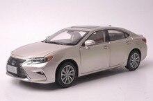1:18 Diecast Model for Lexus ES 300h Gold Alloy Toy Car Collection Gifts ES300 ES300h