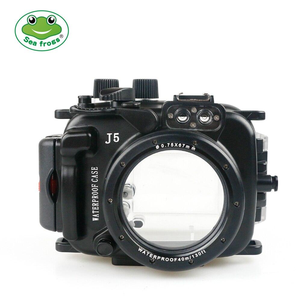 Para Nikon J5 10 milímetros Caixa Da
