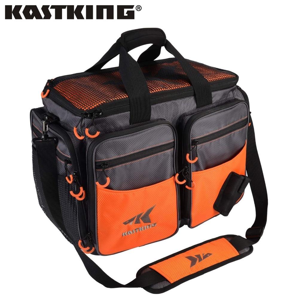 KastKing Fishing Bag Large Capacity Multifunctional Lure Fishing Tackle Pack Outdoor Waist Bags Fishing Boxes Plier