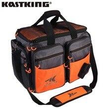 KastKing 낚시 가방 대용량 다기능 미끼 낚시 태클 박스 야외 허리 가방 낚시 상자 플라이어 스토리지