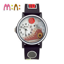 MINI Kids Watch Children Watch Fashion Cute Simple Girls Waterproof Korea Clock