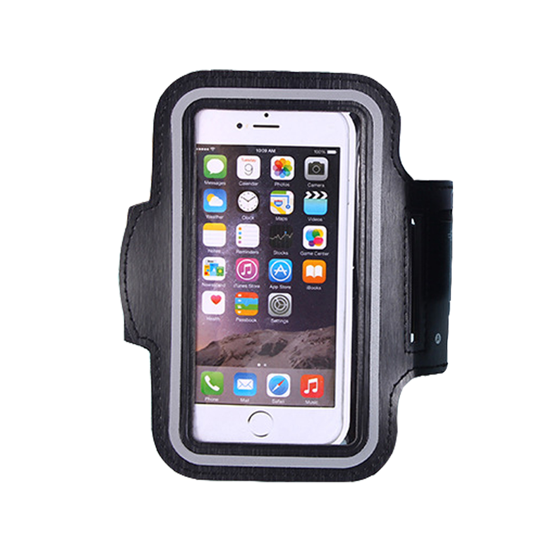 Candid Etmakit Running Durable Jogging Sports Gym Arm Band Strap Case Cover For Iphone 7 6 6s 6 Plus 5 5s 5c Se Waterof Phone Bag Case