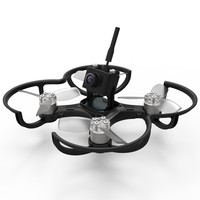 Official Emax Babyhawk PNP Version 87mm Drone Brushless Motor FPV RC Airplane Adjustable Camera VTX 25MW Without Radio