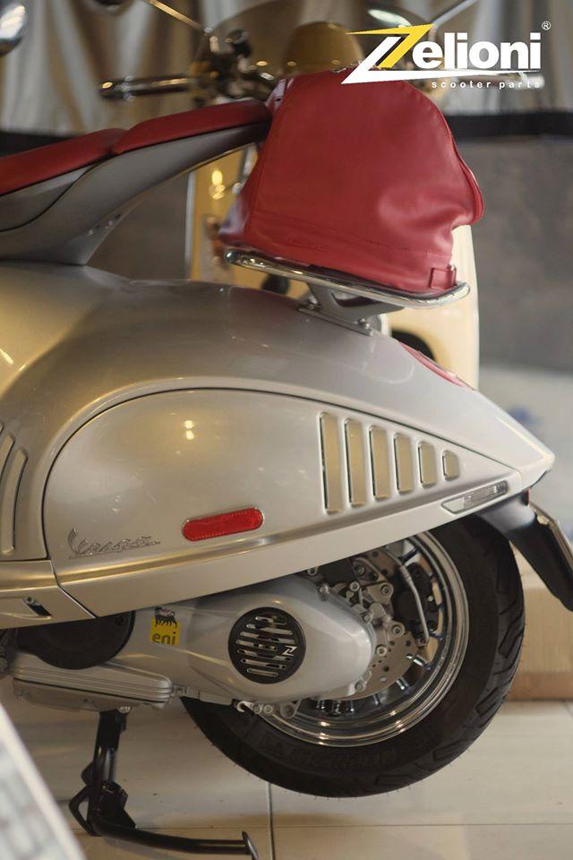 Image 5 - Крышка вариатора ZELIONI декоративная крышка из алюминиевого сплава с ЧПУ для piaggio Vespa GTS/GTV & LX S/Piaggio Zip LX/LT/LXV/S Sprint 150-in Накладки и декоративные молдинги from Автомобили и мотоциклы on AliExpress - 11.11_Double 11_Singles' Day