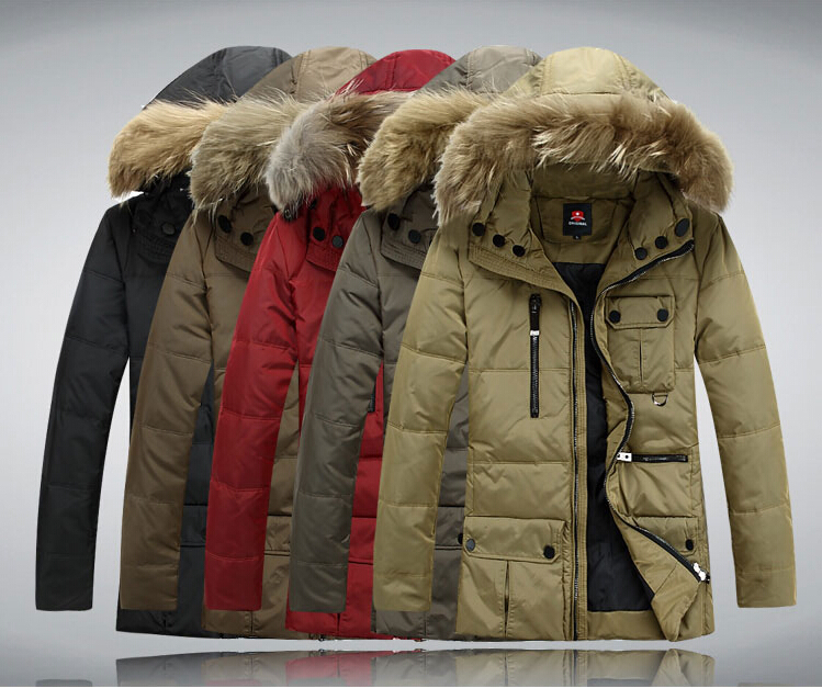 Wellensteyn german military winter fur jaquetas masculina inverno ...
