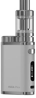 100% Original-Eleaf ISTICK PICO Kit 75W-Firmware Upgradeable Mod Eleaf Melo 3 mini Eleaf Melo 3 tank_6 -  (2)